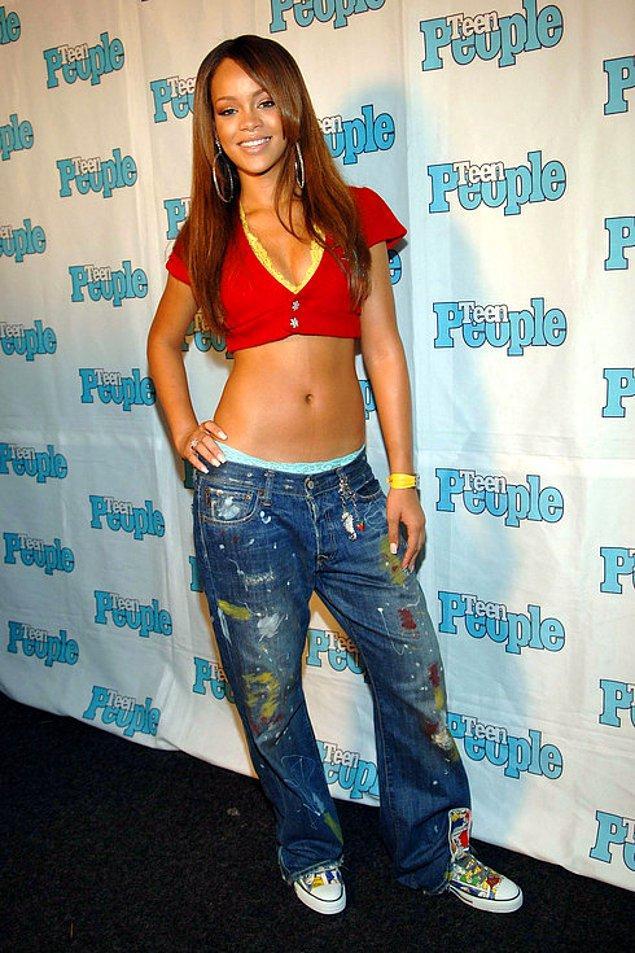 9. Rihanna - 2005
