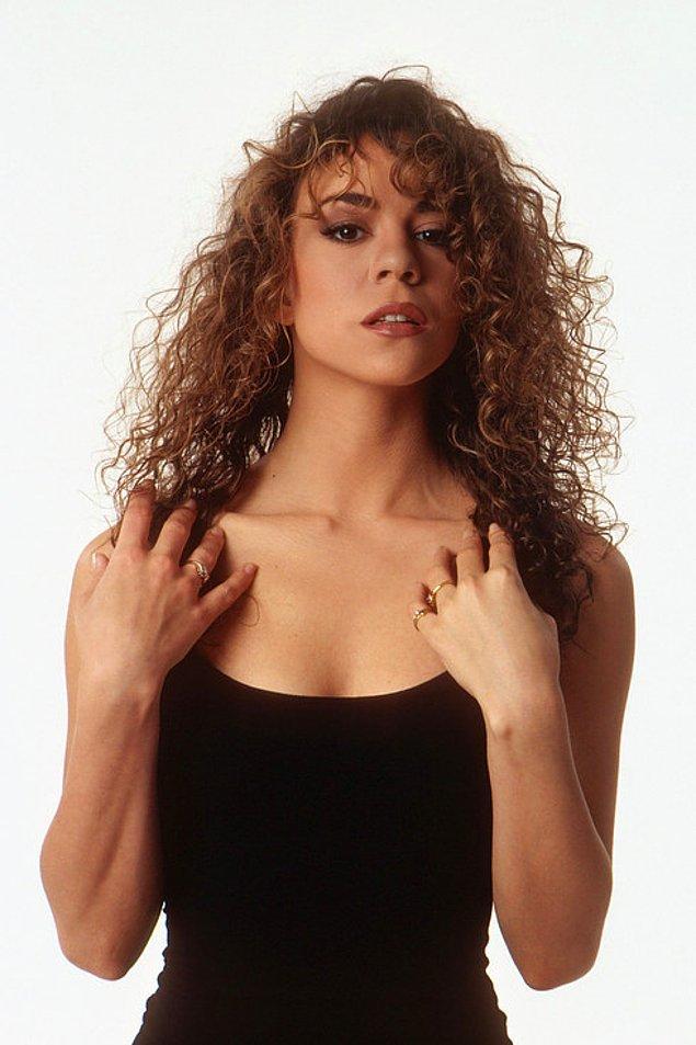 12. Mariah Carey - 1990