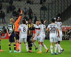 Beşiktaş ve Fenerbahçe Arasında Büyük 'Kart' Farkı