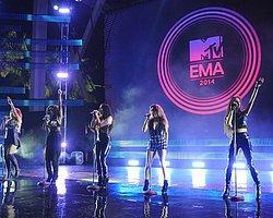2014 MTV Avrupa Müzik Ödülleri Sahiplerini Buldu
