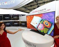 LG Aralık'ta OLED Paneli Üretimini Dörde Katlayacak