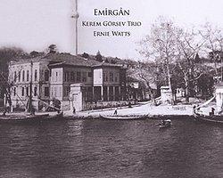 Kerem Görsev'den Emirgan'a Özel Albüm