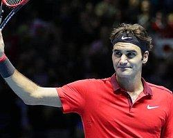Federer, Yarım Saatte Bitirdi
