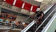 Türkiye'nin ilk Alışveriş Merkezi Bisiklet yarışını gördünüzmü?
