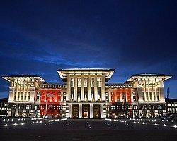'Cumhurbaşkanlığı Sarayı Usulüne Uygun Yapılmıştır'
