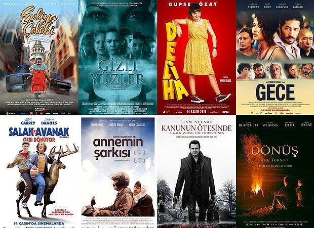 8 Yeni Film Vizyonda