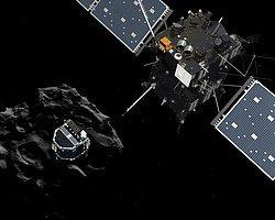 Philae Uzay Modülünün Pili Bitebilir
