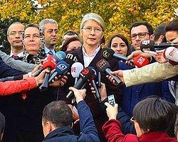 Emine Ülker Tarhan, Anadolu Partisi'nin Kuruluş Dilekçesini Verdi