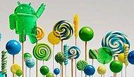 Android 5.0 Lollipop İle Gelen 3 Yeni Özellik