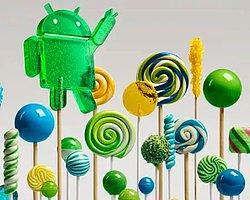 Android 5.0 Lollipop Hakkında Kısaca