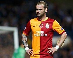 """""""Sneijder İtalya'ya Dönmeye Sıcak Bakıyor"""""""