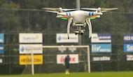 İnsansız Hava Aracı Fenerbahçe Antremanında