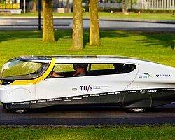 Stella Güneş Arabası, 560 Kilometre Yol Kat Etti