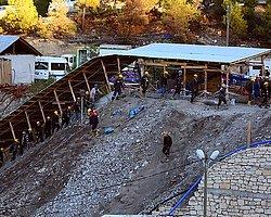 Ermenek'teki Bir Maden İşletmesinde Daha Üretim Durduruldu