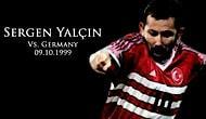 Sergen'in Gelmiş Geçmiş En Yetenekli Türk Futbolcusu Olduğunun Tek Videoda İspatı