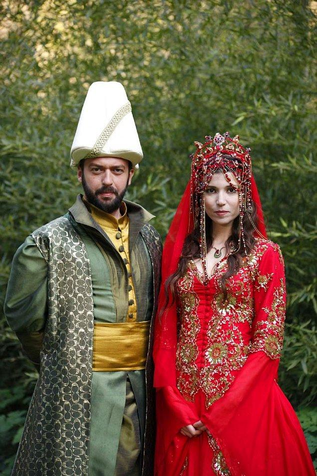 36. Muhteşem Yüzyıl - Hatice Sultan
