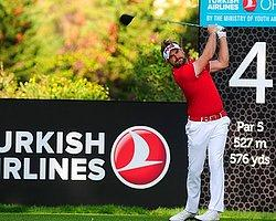 Turkish Airlines Open 2014 Golf Turnuvası Sona Erdi