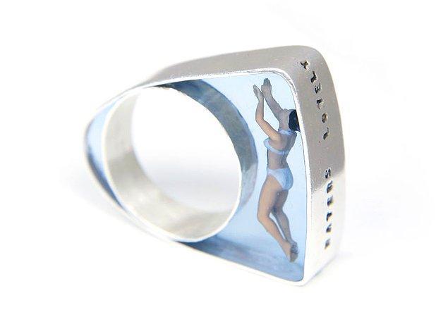 10. Yüzücü yüzüğü