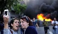 Yanlış Yerde Yanlış Zamanda Bulunduğunun Farkında Olmayan 35 Selfie Kurbanı