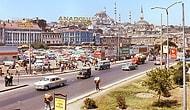 70'lerin Başından, Hiç Görmediğiniz Renkli Fotoğraflarla İstanbul