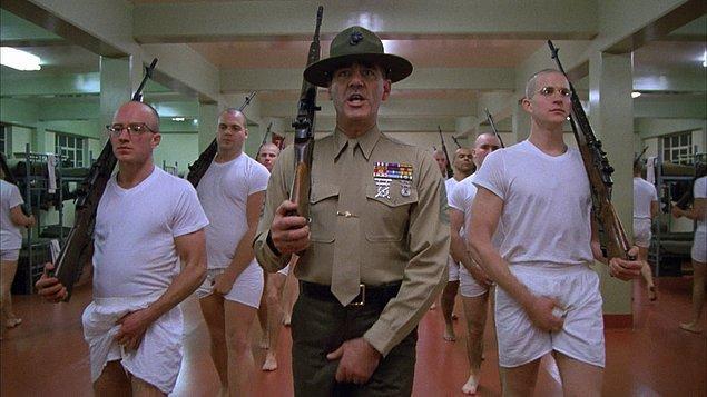 10. Full Metal Jacket (1987) | IMDb 8.3