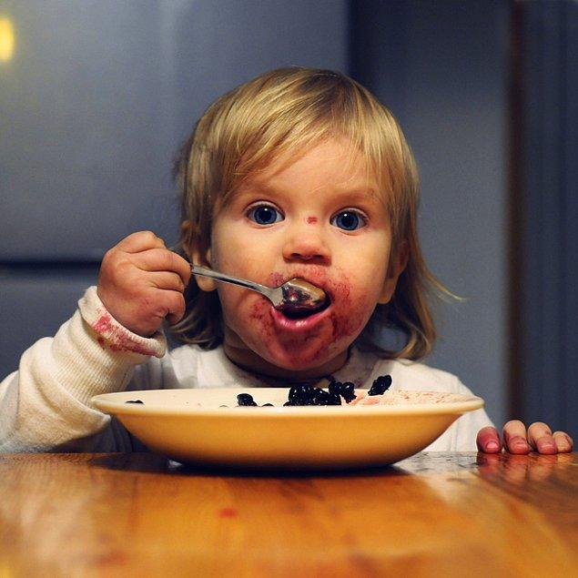 19. Yemek onlar için saplantı haline gelmiştir...