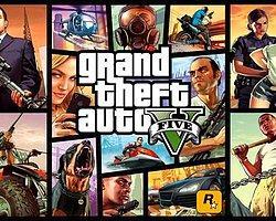GTA 5'ten Satış Rekoru