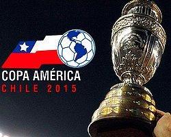 Copa America Kuraları Çekildi