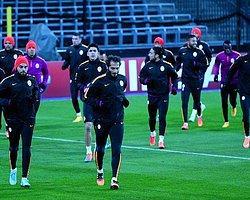 G.saray'da Anderlecht Hazırlıkları Tamamlandı