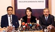 HDP Heyeti: 'Kandil Öcalan'ın Taslağını Kabul Etti'