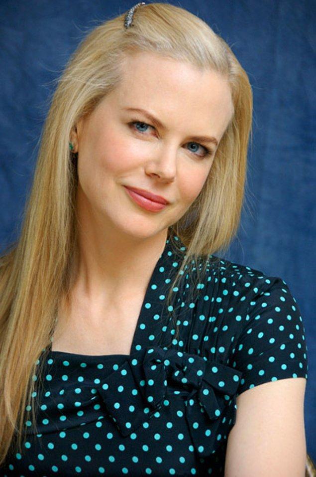 1. Nicole Kidman - Saatler / The Hours (2002)