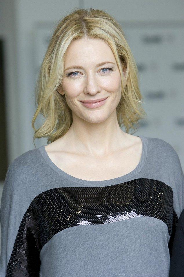 17. Cate Blanchett - Beni Orada Arama / I'm Not There. (2007)