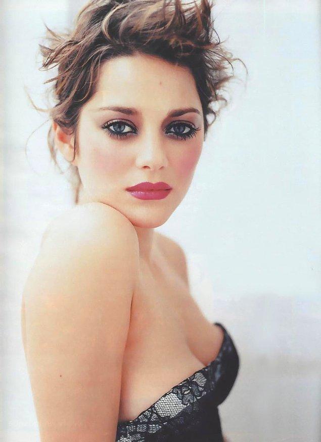 2. Marion Cotillard - Kaldırım Serçesi / La môme (2007)