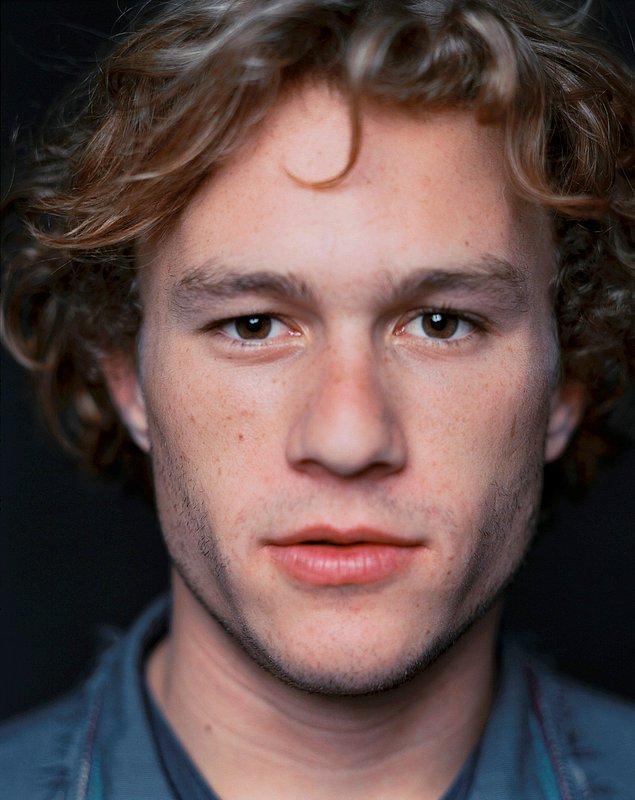 23. Heath Ledger - Kara Şövalye / The Dark Knight (2008)