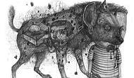 Stefan Zsaitsits'ten Hayal Gücünün Sınırlarını Zorlayan 20 Çizim