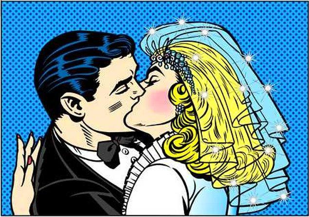 4. Bu yaz evleniyorum bitches!