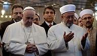 Papa ve İstanbul Müftüsü Birlikte Dua Etti