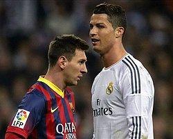 """Messi, Ronaldo'dan Daha Yetenekli"""