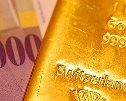 """İsviçre'de """"Altın"""" Referandumu Yapılıyor"""
