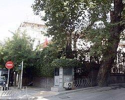 Selanik'teki Tükiye Başkonsolosluğu'na Molotof kokteylli Saldırı