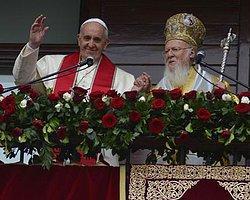 Bartholomeos ve Papa'dan Ortak Bildiri
