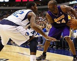 En Yaşlı 'Triple Double'cı Kobe Bryant Oldu