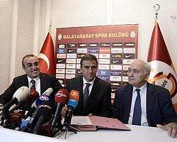 Hamzaoğlu Galatasaray'a İmzayı Gözyaşlarıyla Attı
