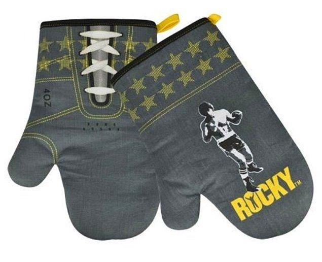 4. Rocky fırın eldivenleri
