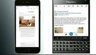 Blackberry'den iPhone Sahiplerine İlginç Teklif