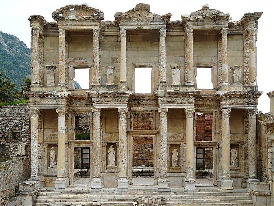 Türkiye Topraklarında Yıllara Meydan Okuyan 10 Tarihi Yapı - onedio.com