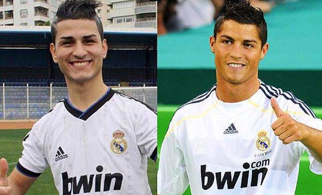 18. Adanalı Ronaldo