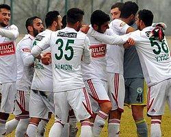 Dört Eylül Belediyespor, Kardemir Karabükspor'u Kupada Mağlup Etti