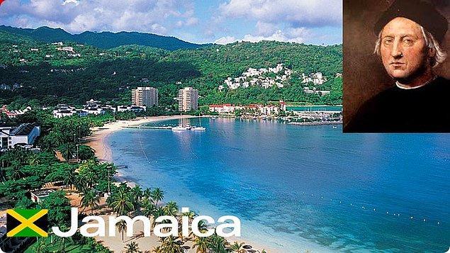 1. Kristof Kolomb'un 1494 te '' Gözlerin gördüğü en güzel ada '' olarak tanımladığı yerdir Jamaika !