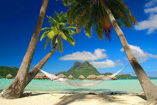 5. Karayiplere yakınlığıyla ' Yeryüzündeki cennete ' istediğiniz zaman gitme fırsatı.